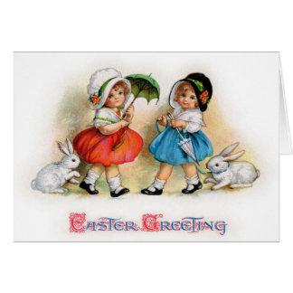 De Groeten van Pasen Briefkaarten 0