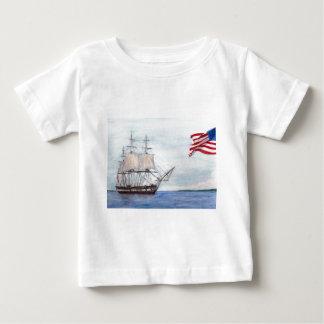 De Grondwet van USS Baby T Shirts