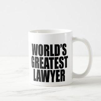 De Grootste Advocaat van de wereld Koffiemok