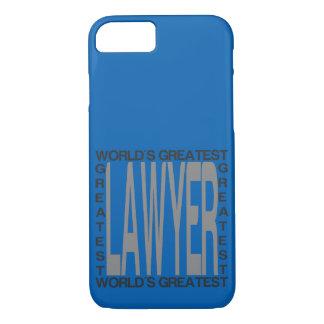 De Grootste Advocaat van werelden iPhone 7 Hoesje