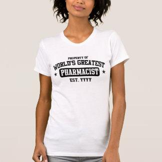 De Grootste Apotheker van de wereld T Shirt