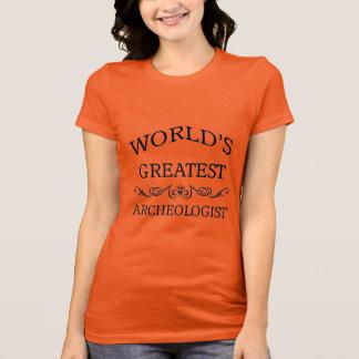 De grootste Archeoloog van de wereld T Shirt