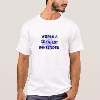De Grootste Barman van de wereld T Shirt