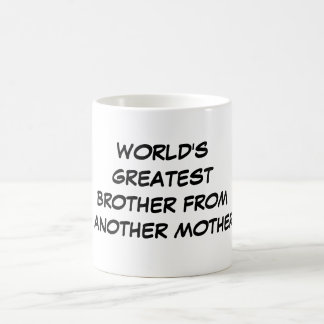 """""""De Grootste Broer van de wereld van Een andere Koffiemok"""