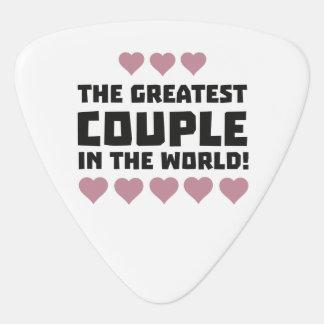De grootste Liefde Zg5qi van het Paar Plectrum