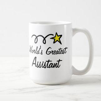 De Grootste Medewerker van de wereld - de gift van Koffiemok