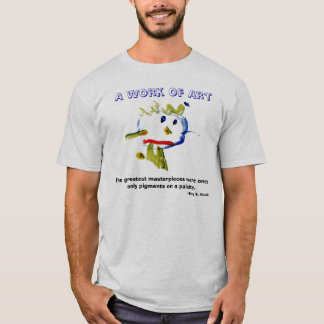 De Grootste Meesterwerken van het zelf-portret T Shirt