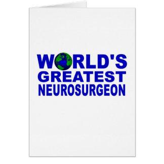 De Grootste Neurochirurg van de wereld Kaart