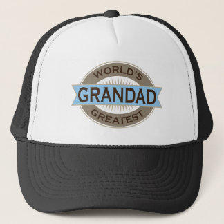 De Grootste Opa van werelden Trucker Pet