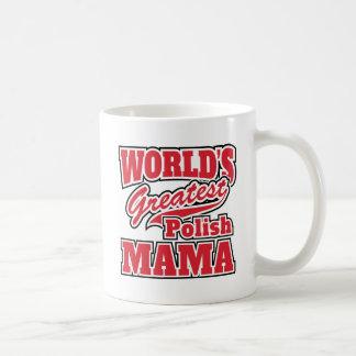 De Grootste Poolse Mamma's van de wereld Koffiemok