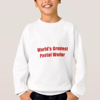 De Grootste PostArbeider van werelden Trui