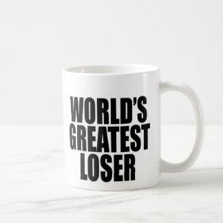 De Grootste Verliezer van de wereld Koffiemok