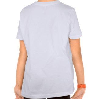 De grootste Werelden: Het Wit van meisjes T met T Shirts