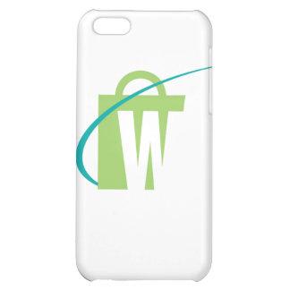 """De grootste Werelden: iPhone """"W"""" Hoesje iPhone 5C Case"""