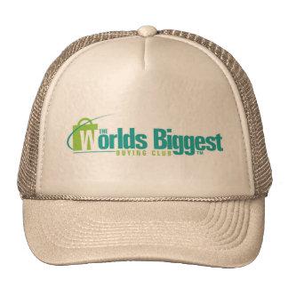 De grootste Werelden: Koel Pet: Tan Trucker Cap