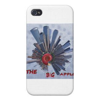 de grote appel iPhone 4/4S hoesje