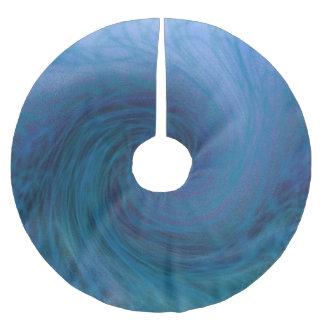 De grote Blauwe OceaanRok van de Kerstboom van de Kerstboom Rok