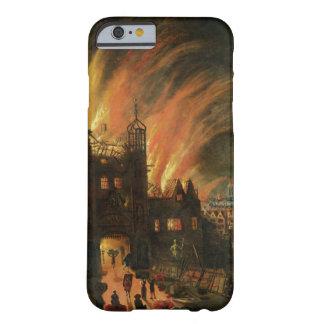 De grote Brand van Londen (September 1666) met Lud Barely There iPhone 6 Hoesje