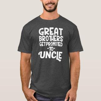 De grote Broers worden die aan Oom Shirt worden