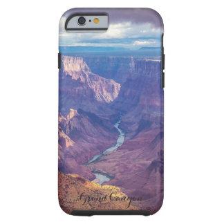 De grote Canion en Rivier van Colorado Tough iPhone 6 Hoesje