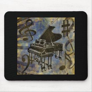 De grote Collage van de Piano Muismat