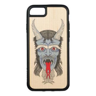 De grote Demon Carved iPhone 8/7 Hoesje