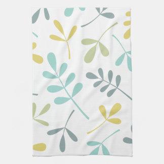 De grote Geassorteerde Mengeling van de Kleur van Keuken Handdoek