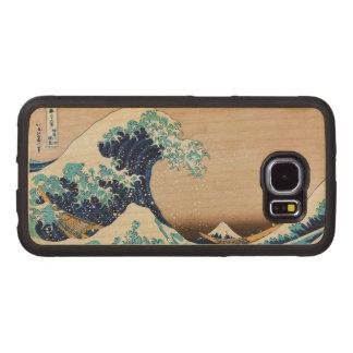 De grote Golf door Hokusai Vintage Japanner