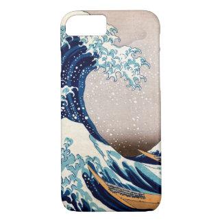 De grote Golf van Kanagawa iPhone 8/7 Hoesje