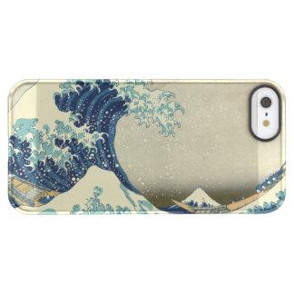 De grote Golf van Kanagawa Permafrost iPhone SE/5/5s Hoesje