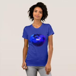 De grote Levendige T-shirt van de Bosbes