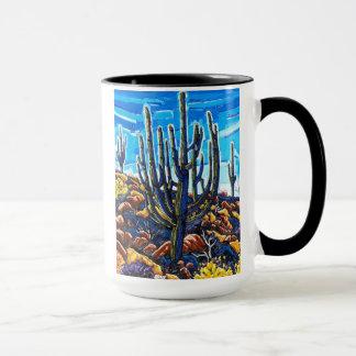 De grote Mok Saguaro