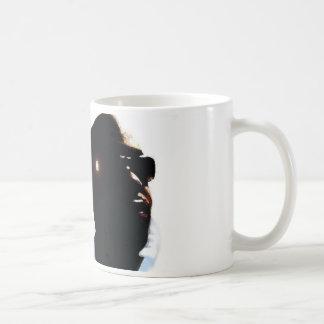 De grote Mok van de Koffie Buji