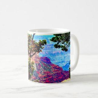 De grote Mok van de Koffie van de Canion