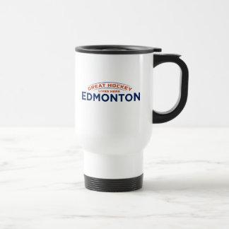 De grote Mok van de Reis van Edmonton van het