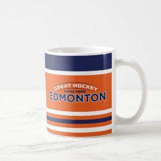 De grote Mok van Edmonton van het Hockey