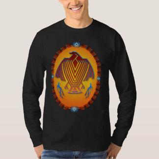 De grote Ovale Overhemden van Thunderbird T Shirt