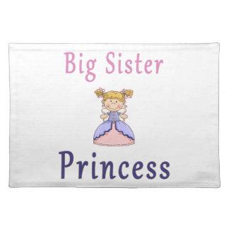 De grote Prinses van de Fee van de Zuster Placemat