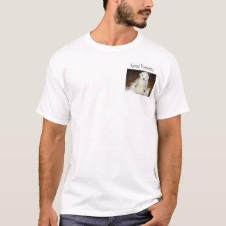 De grote Pyreneeën T Shirt