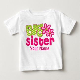 De grote Roze Groene Gepersonaliseerde T-shirt van