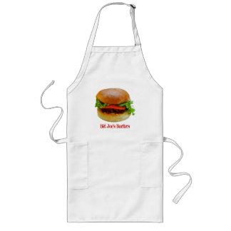De grote Schort van de Keuken van de Hamburger