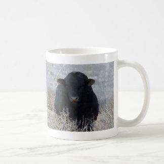 De grote Sterke Zwarte Amaranten van de Stier - Koffiemok