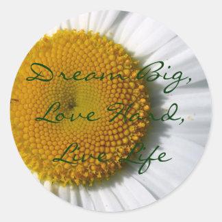 De Grote Stickers van de droom