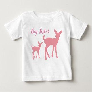 De grote T-shirt van het Baby van de Zuster