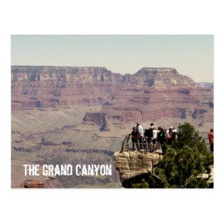 De grote Vooruitzichten van de Canion Briefkaart