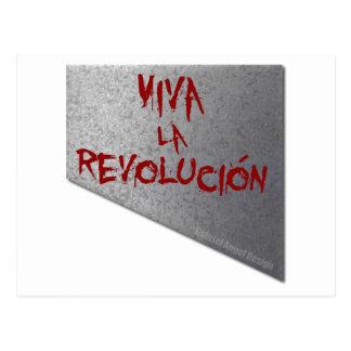 De Guillotine van La Revolucion van Viva Briefkaart