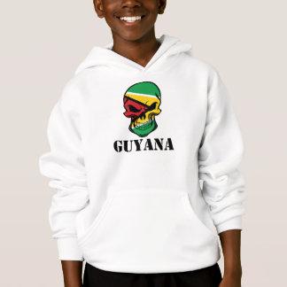 De Guinese Schedel Guyana van de Vlag