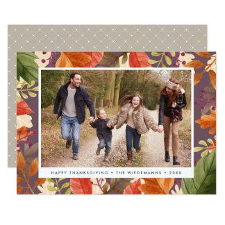 De Gulle gift van de herfst | Kaart van de Foto