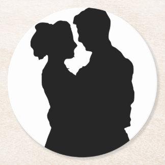 De Gunsten van het huwelijk - het silhouet van het Ronde Viltjes