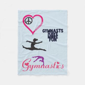 De gymnastiek is in mijn Deken van het Hart